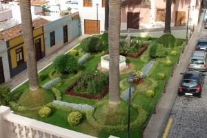 Plaza Fernando Fuentes