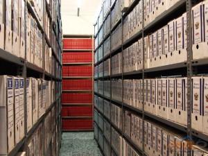 Cajas de documentación
