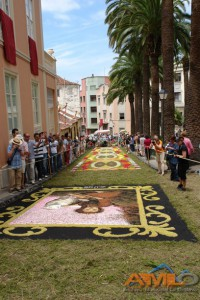 Alfombras calle