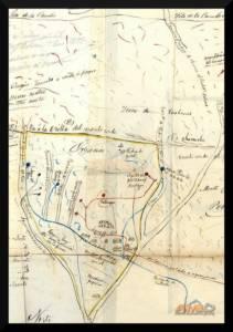 Plano de Aguamansa (documento mes de octubre)