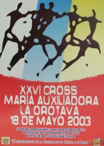 XXVI Cross María Auxiliadora